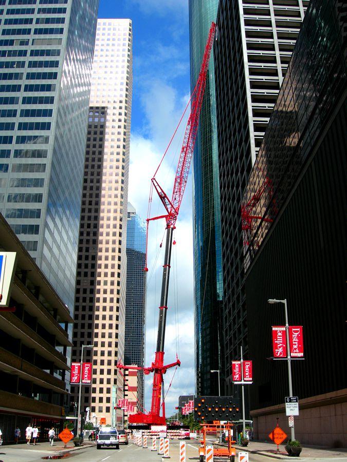 Truck Step Up >> TNT Crane Rental